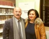 Pia Sgarbossa e Roberto Olla