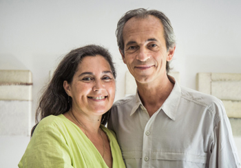 Anna Marcon e Massimo Carlan