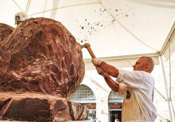 Eurochocolate e Perugia ospitano Roberto Olla