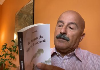 """Roberto Olla racconta """"La ragazza che sognava il cioccolato"""""""