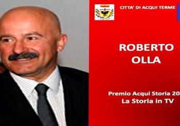 Il premio Acqui Storia 2020 a Roberto Olla